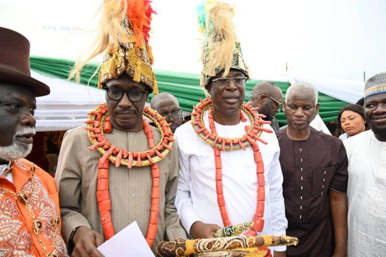Sylva, Kyari get chieftaincy titles in Rivers State