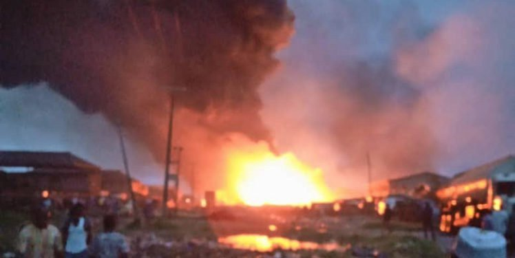 NPDC puts out fire at OML 20 oil facility