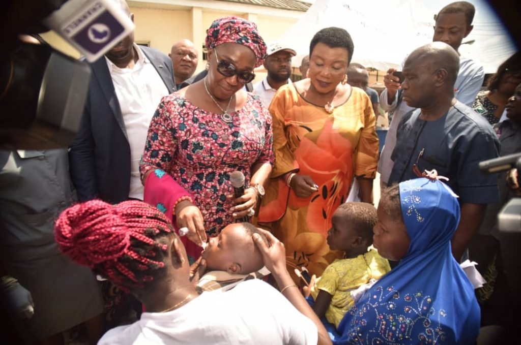 NDDC distributes vaccines, medicals to flood victims in Rivers State