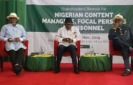 Wabote charges Nigerian Content Managers to drive core values, capacity