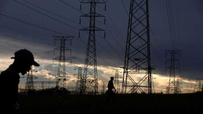 South Africa's power cuts may last the weekend if rain persists