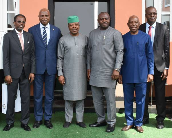 Governor Ihedioha pledges support for SPDC's gas project in Imo State