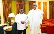 'Admit repentant militants into Amnesty Program' Gov Ayade begs Buhari
