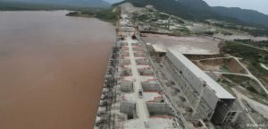 Blue Nile dam