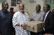 COVID-19: TEPNG donates medical items to OML58 community