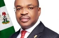 Gov Udom presents N435bn budget proposal for 2021
