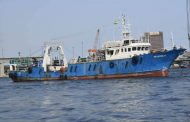 Arrested Chinese vessel slammed a N3m fine