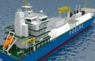 Shell JV to launch Singapore's first LNG bunkering vessel