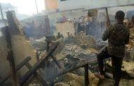 How kerosene fire explosion razed a motel in P/Harcourt