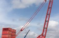 Mammoet Terminal Crane now operational at LADOL