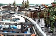 Oil theft: OPDS hands over nine suspects, vessel to EFCC