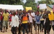 Bayelsa youths shutdown SPDC Clough Creek Flowstation over CSR