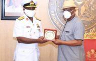 Bring oil thieves to book, Gov Wike tasks Nigerian Navy