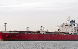 Stowaways seize control of MT Nave Andromeda within English Channel