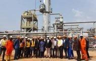 Buhari commissions Waltersmith modular refinery, hails NCDMB