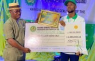 Uniport student wins N1m in Nigerian Content essay competition