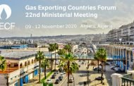 GECF annual ministerial meeting & associated events goes virtual