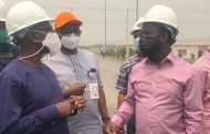 NDPHC executive director inspects Calabar power plant