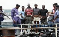 Navy nabs 17 suspected sea pirates, 285,000 litres of AGO