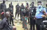 Police reads riot act to sea pirates, kidnappers in Rivers