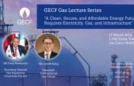 IGU President to deliver GECF gas lecture