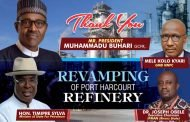 IPMAN hails Buhari over Port Harcourt refinery's rehabilitation