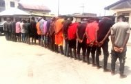 28 suspects in NSCDC net over oil theft, vandalism