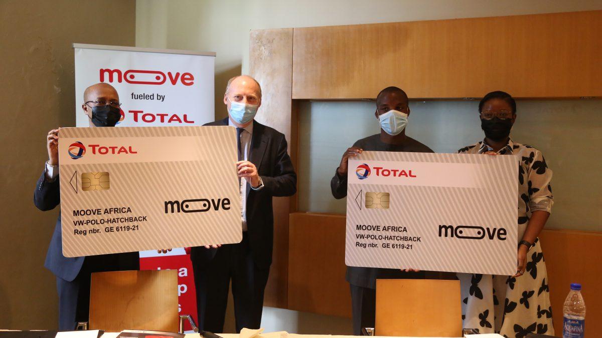 Total Nigeria Plc partners Moove Africa - SweetCrudeReports