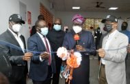 Gov Sanwo-Olu commissions Medical Oxygen Plant at Gbagada