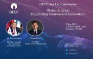 Global Energy Association President to deliver GECF Lecture on 3 May