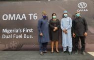 Firm unveils first gas-powered buses in Nigeria