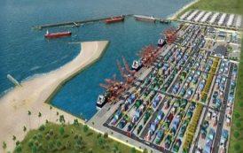 Lekki Port completes 50 percent of breakwaters