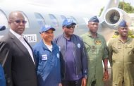 Piracy: Nigeria receives special mission aircraft
