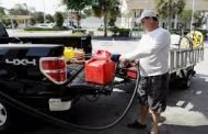 Massive replenishment begins to ease U.S. fuel shortages