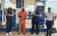 Enyo reopens retail station at Isheri