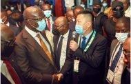 Sylva, Kyari, others inspect Huawei's range of ICT solutions
