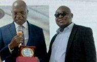 Shell Nigeria Country Chair bags Petroleum Varsity fellowship