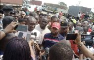 FG assures protesting Rivers youths of East-West Road completion