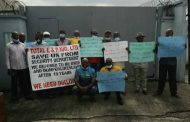 Legionnaires barricade TotalEnergies over sacking