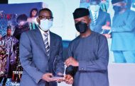 AfDB President conferred with Leadership Person of the Year Award 2020