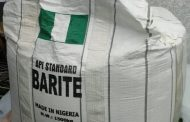 FG launches made-in-Nigeria barite for enhanced oil & gas drilling